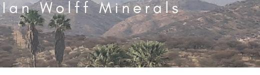 Ian Wolff Minerals